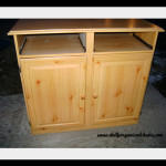 DIY Buffet Cabinet