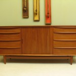 Danish Modern Sideboard Buffet
