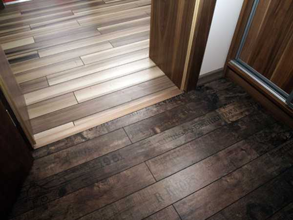Dark Laminate Wood Flooring