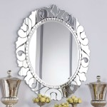 Decorative Bathroom Mirrors