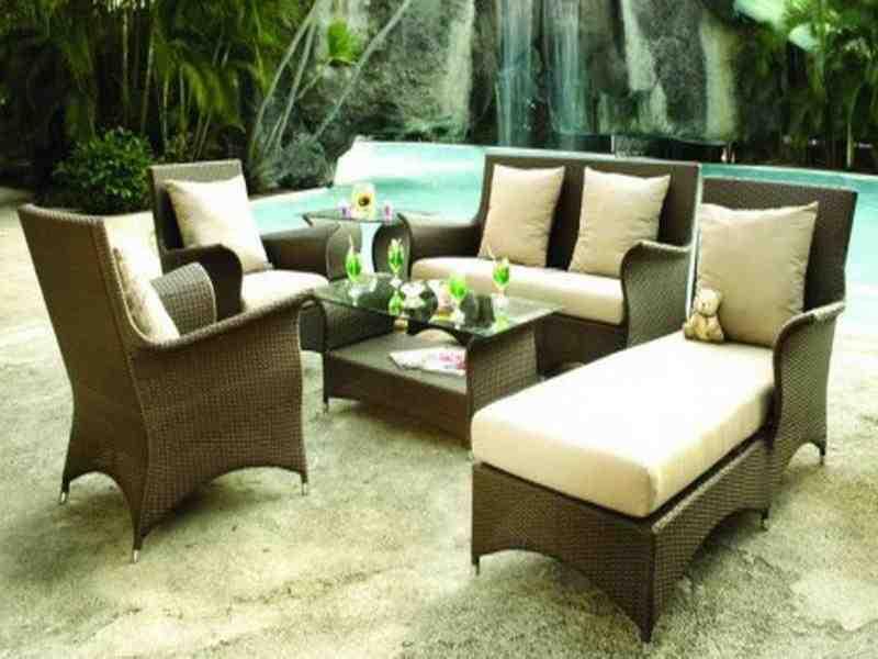 Discount Outdoor Wicker Furniture