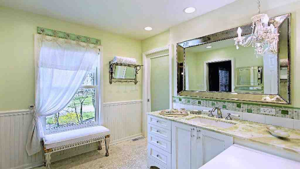 Elegant Bathroom Mirrors