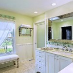 Elegant Bathroom Mirrors