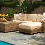 Faux Wicker Outdoor Furniture