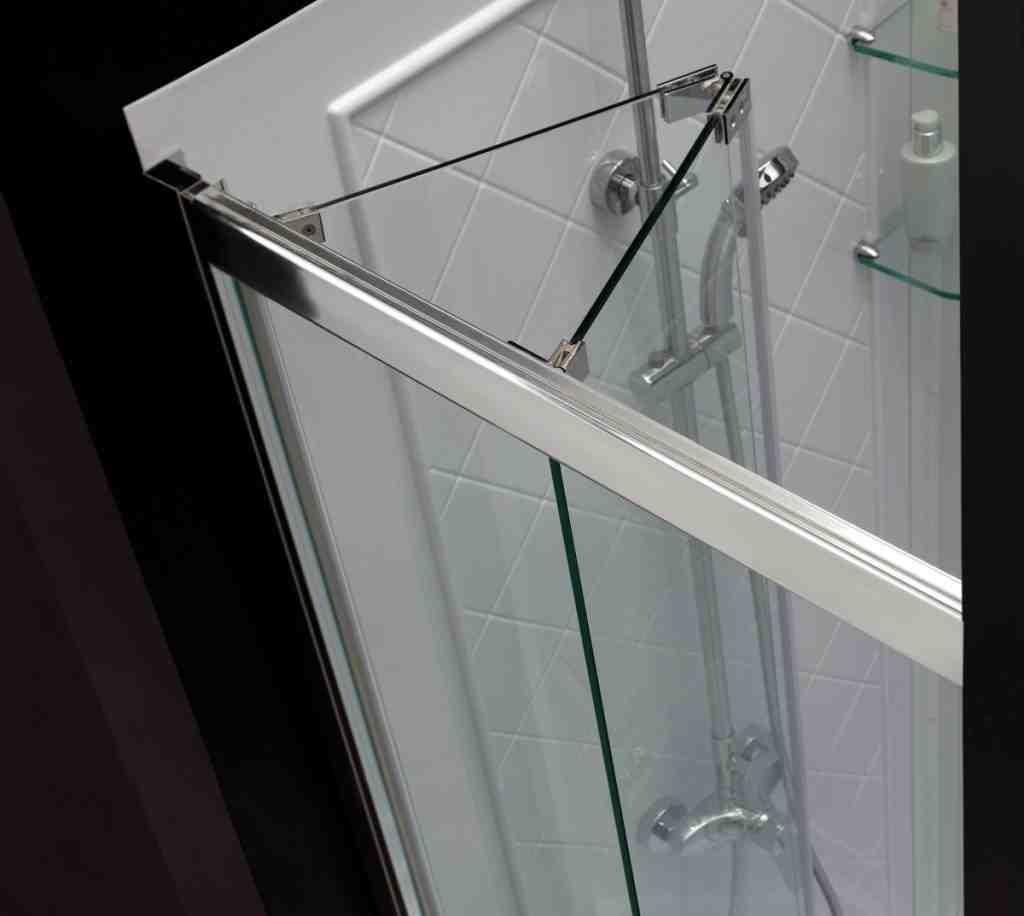 Folding Glass Shower Doors