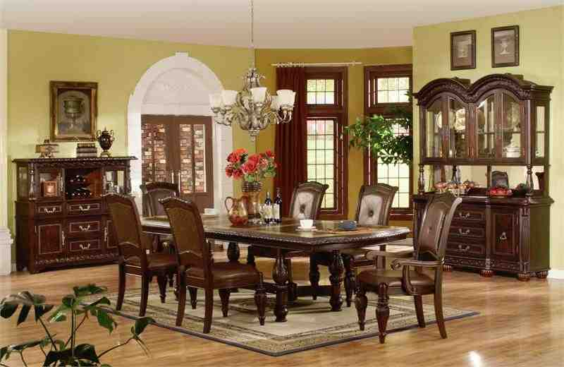 Formal Dining Room Chairs