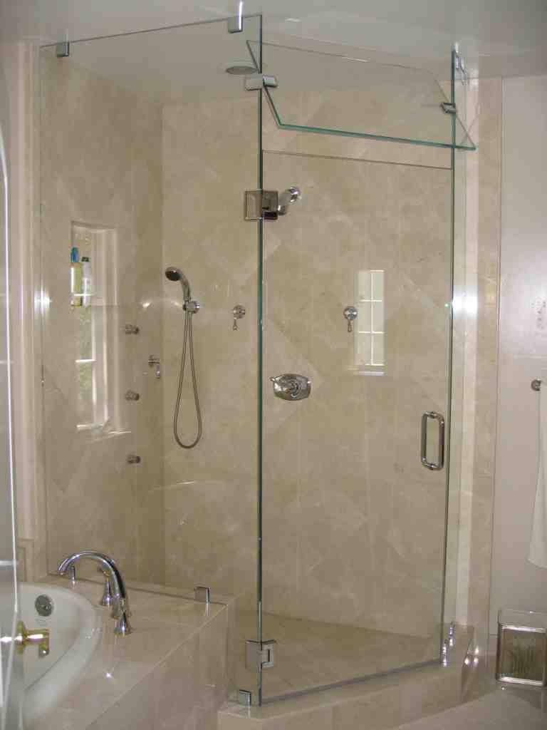 Frameless Glass Shower Doors Home Depot