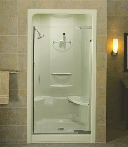 Frameless Kohler Glass Shower Doors