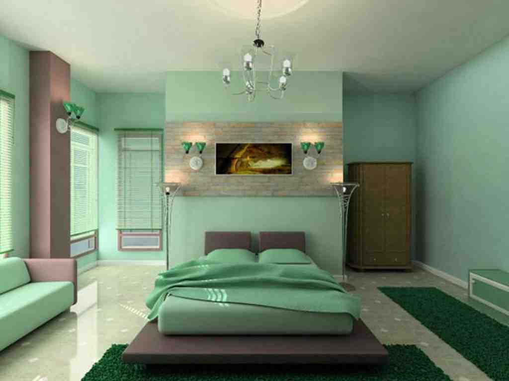 Green Bedroom Paint Colors
