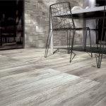 Grey Laminate Wood Flooring