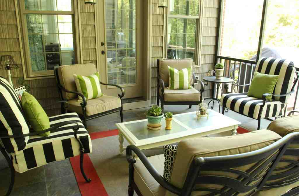 Hampton Bay Teak Patio Furniture Decor Ideas