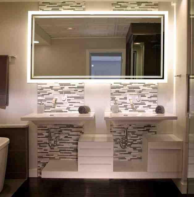 Houzz Bathroom Mirrors