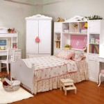 Kids White Bedroom Furniture