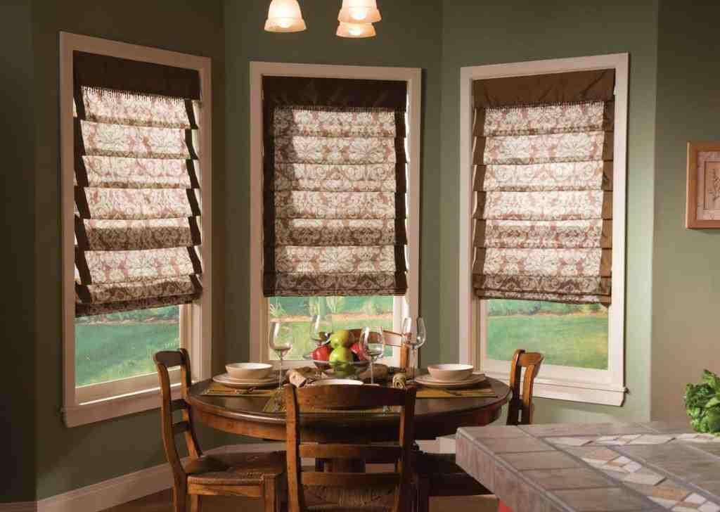 Kitchen Window Blinds and Shades