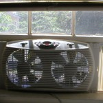 Kitchen Window Exhaust Fan