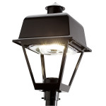 Led Post Lights Outdoor