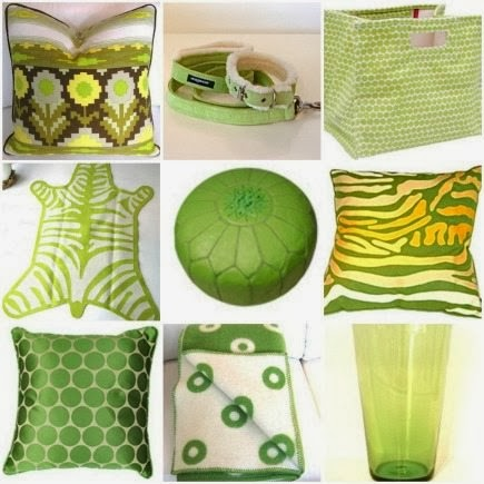 Lime Green Bedroom Accessories