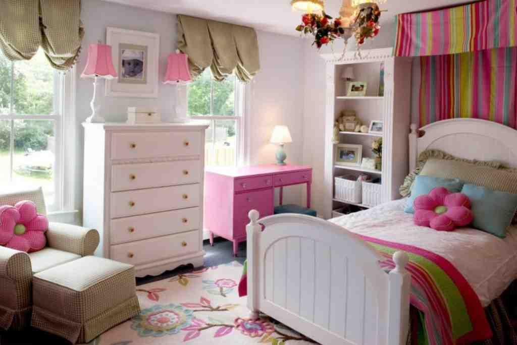 Little Girls White Bedroom Furniture Sets