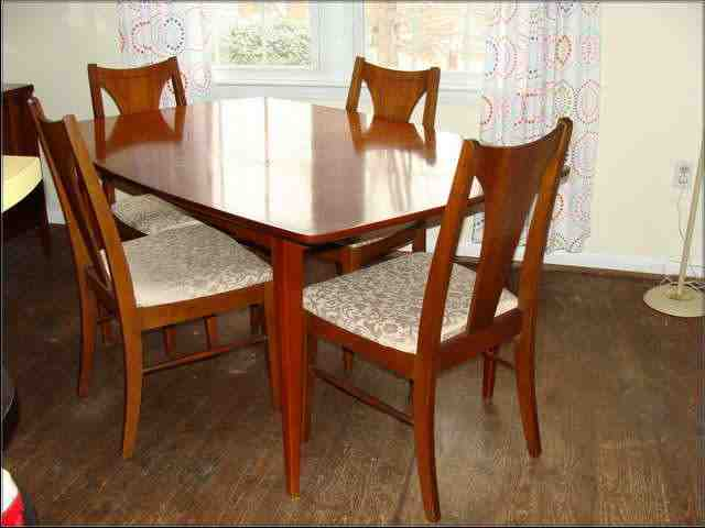 Mid Century Dining Room Chairs
