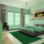Mint Green Bedroom Walls