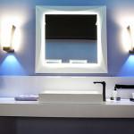 Modern Bathroom Mirrors with Lights
