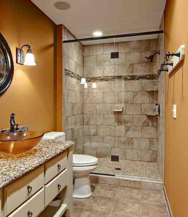 Modern Glass Shower Doors