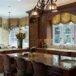 Modern Valances for Kitchen Windows