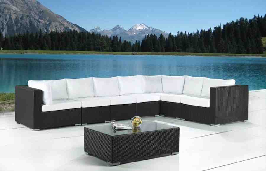 Modern Wicker Outdoor Furniture
