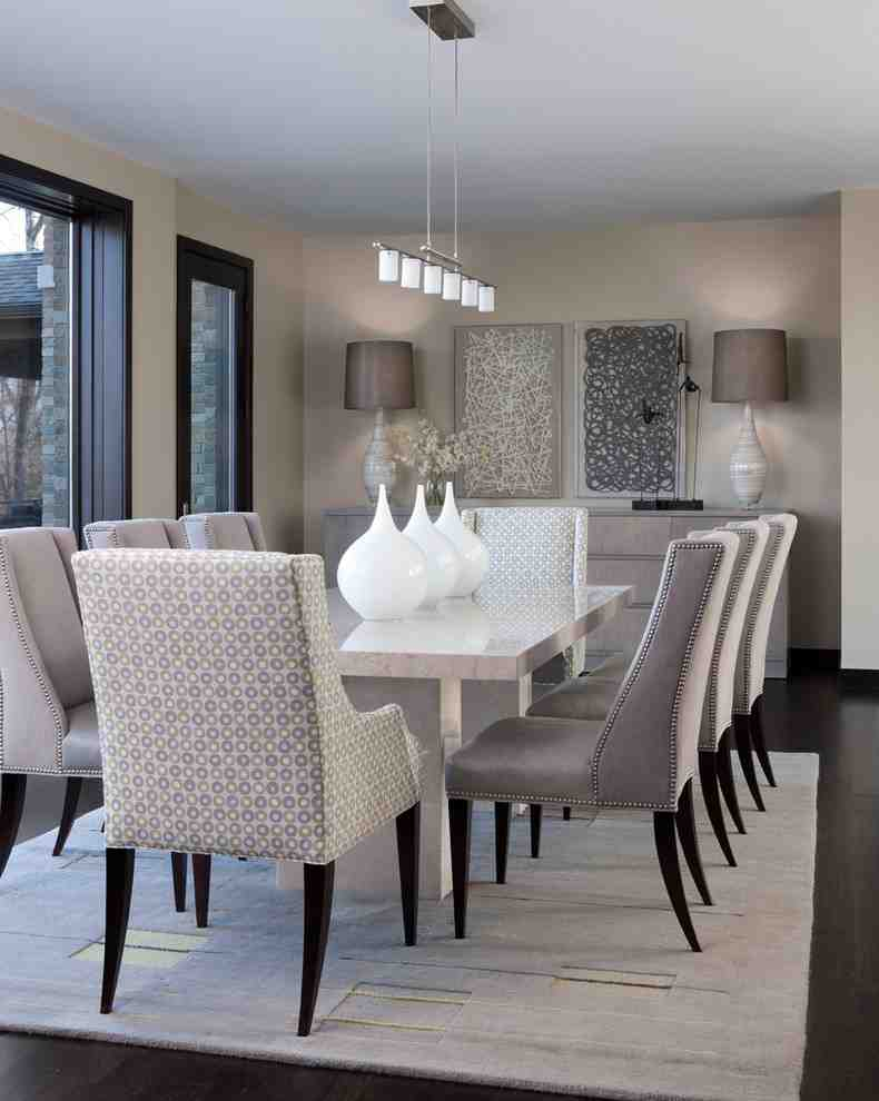 Most Comfortable Dining Room Chairs - Decor Ideas