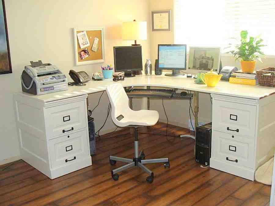 Office Furniture L Shaped Desk
