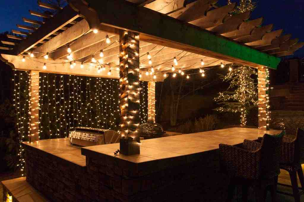 Outdoor Lighting for Patio