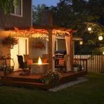 Outdoor Patio Lighting Ideas