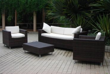 Outdoor Wicker Furniture