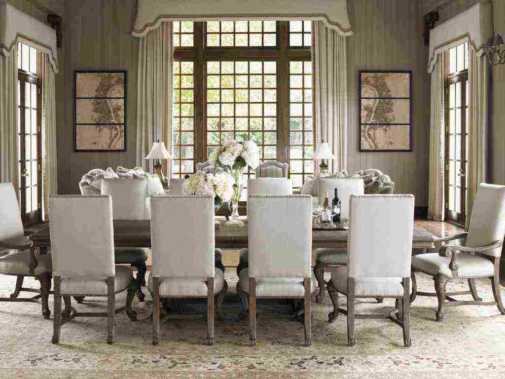 Padded Dining Room Chairs