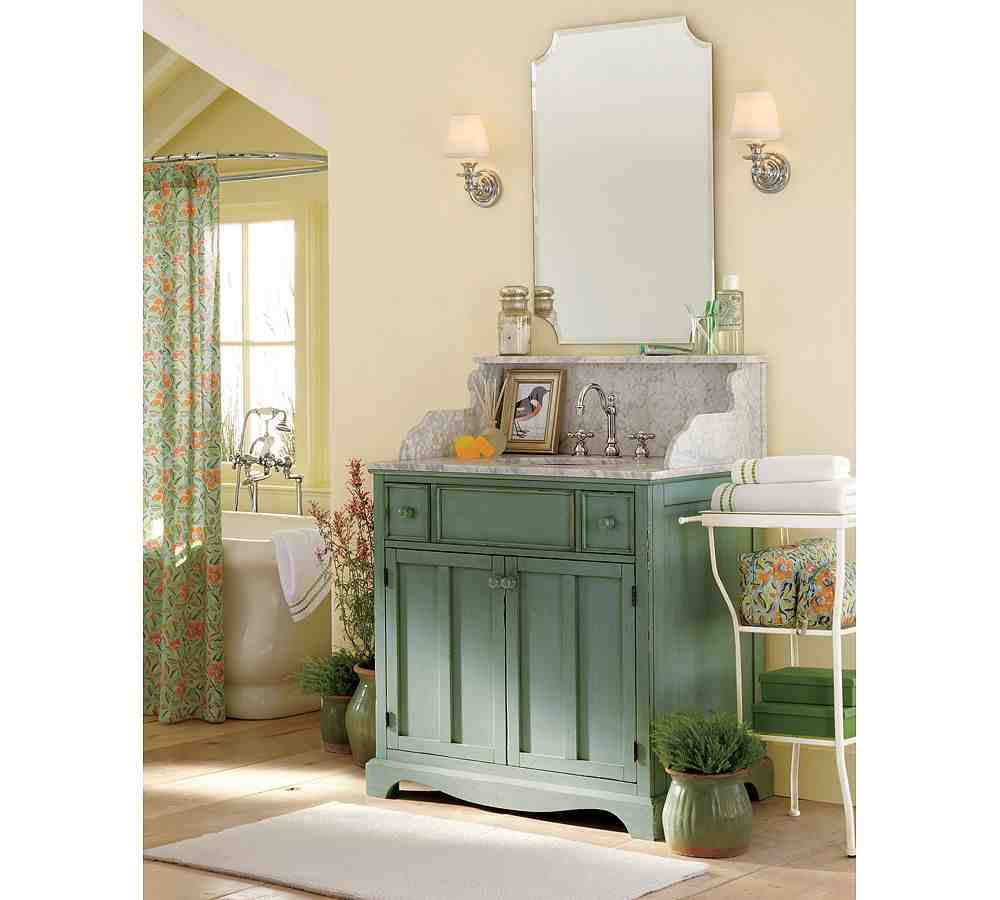 Pottery Barn Bathroom Mirrors