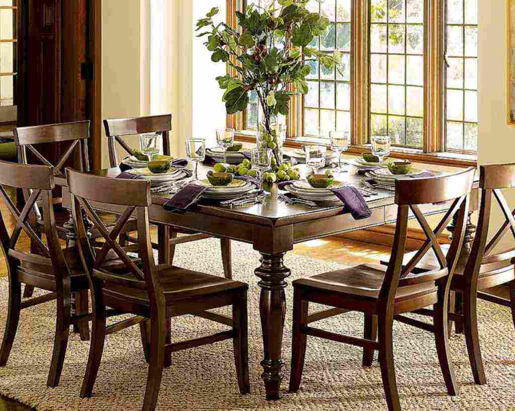 Pottery Barn Dining Room Chairs