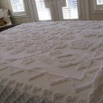 Queen Size Chenille Bedspreads