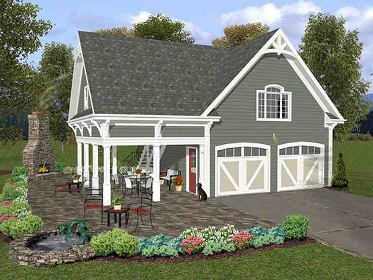 2 Car Garage Designs