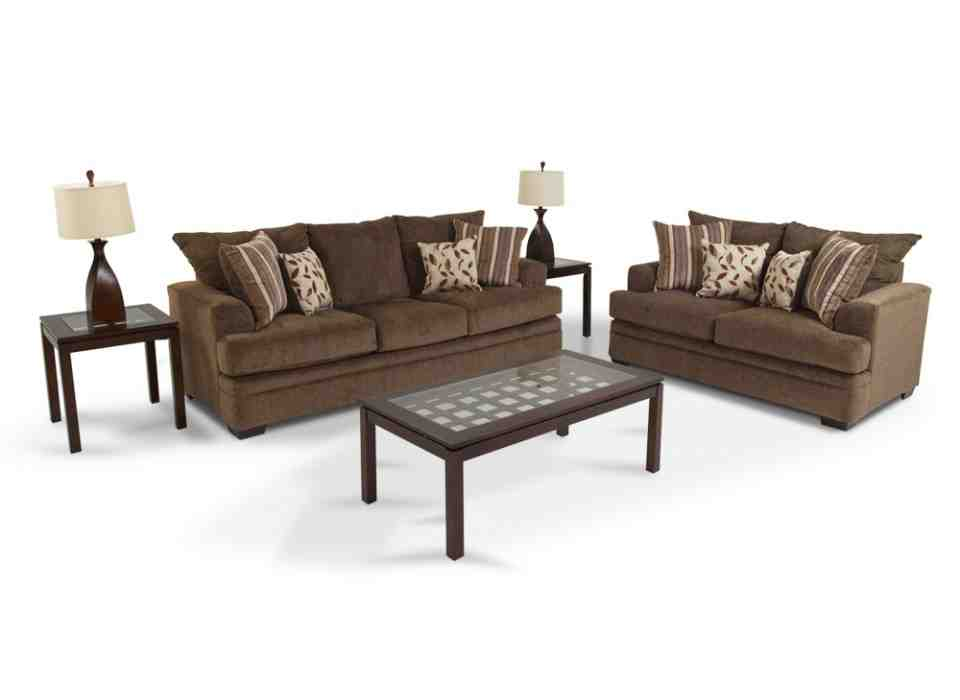 7 Piece Living Room Set