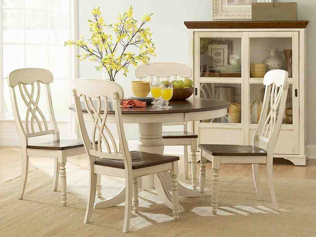 Cherry Dining Table Chairs