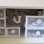 Bathroom Cabinet Storage Organizers