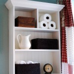 Bathroom Cabinet Storage Solutions