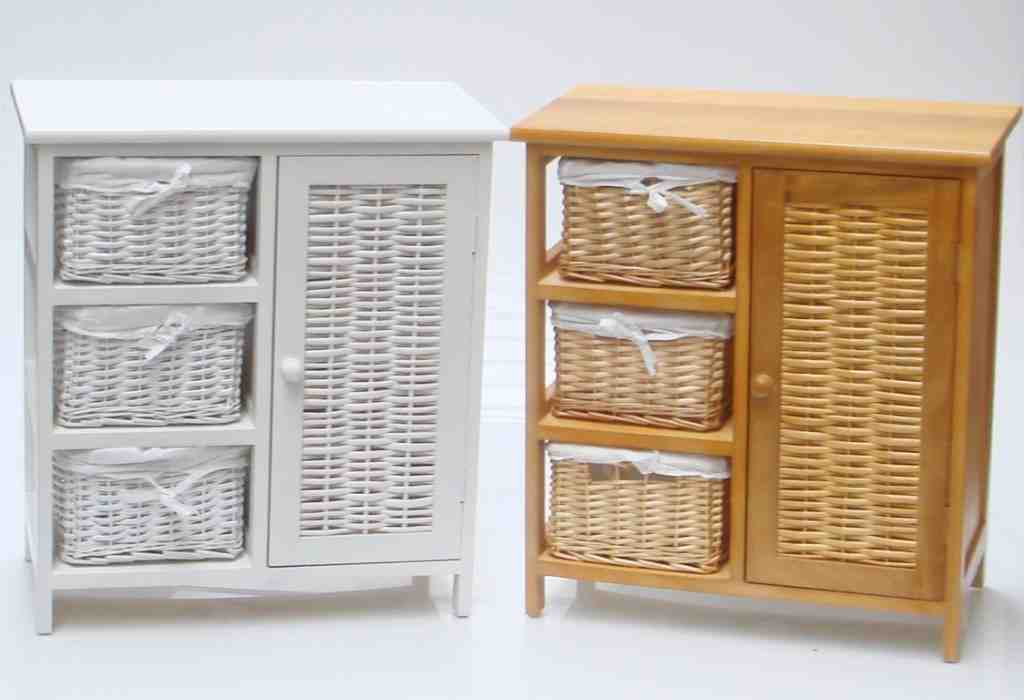 Bathroom Storage Cabinet With Drawers