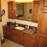 Bathroom Storage Tower Cabinet