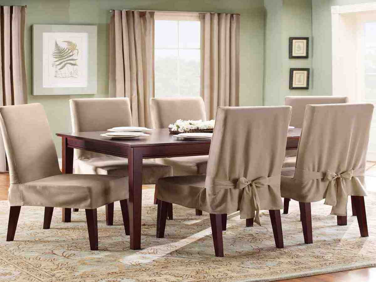 Cheap Dining Room Chair Covers Decor Ideas