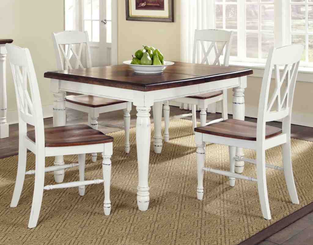 French Country Kitchen Table And Chairs Decor Ideas