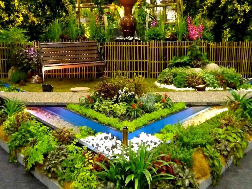 Front Yard Flower Bed Landscaping Ideas