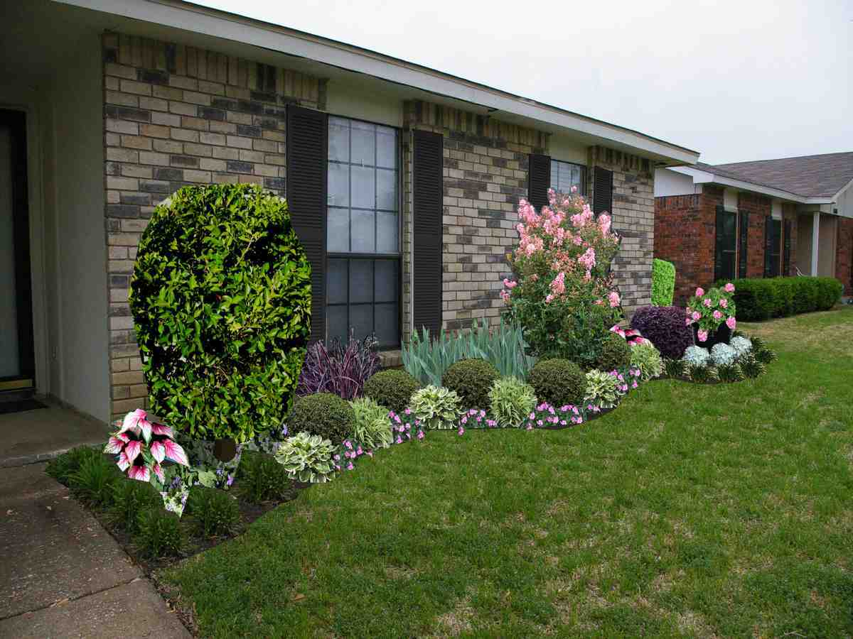 Front Yard Landscaping Ideas For Ranch Style Homes - Decor ...