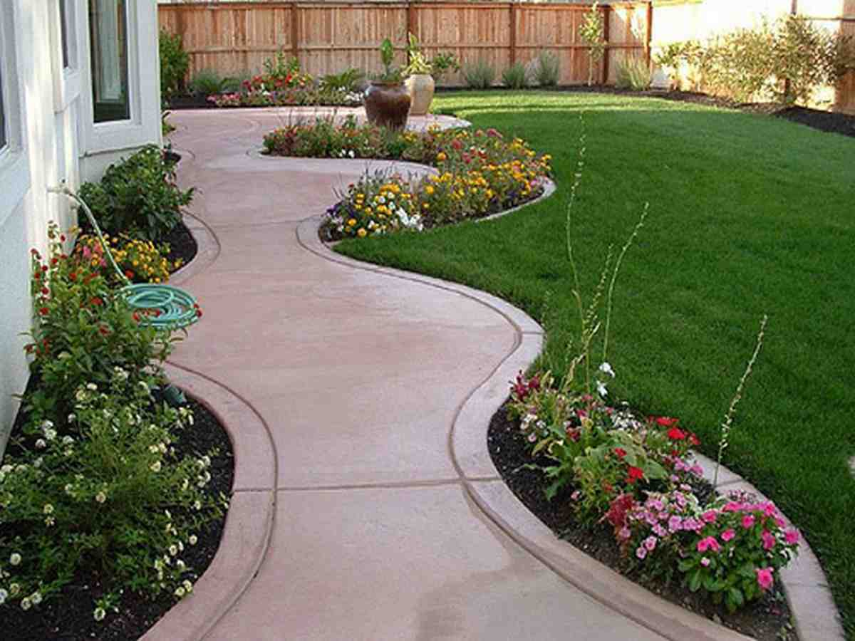 Front Yard Landscaping Ideas On A Budget - Decor Ideas