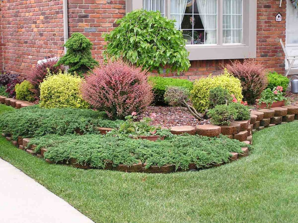 Front Yard Landscaping On A Budget